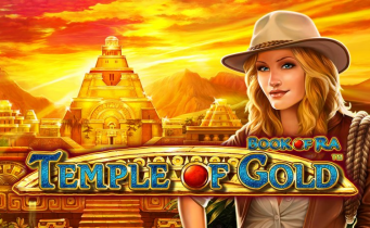 Book Of Ra: Temple Of Gold