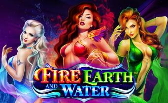 Fire Earth & Water