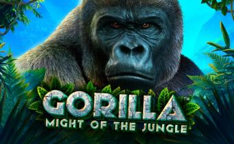 Gorilla. Might of the Jungle